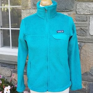 Patagonia full zip retool jacket